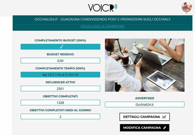 voicr screenshot